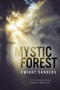 Mystic Forest - Mystery Premade / Predesigned Book Cover For Sale @ Beetiful Book Covers