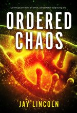 Ordered Chaos – Science-fiction Premade Book Cover For Sale @ Beetiful Book Covers
