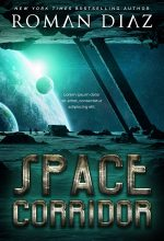 Space Corridor – Science-Fiction Pre-made Book Cover For Sale @ Beetiful Book Covers