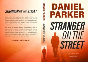 Stranger on the Street - Mystery / Thriller Premade / Predesigned Book Cover For Sale @ Beetiful Book Covers