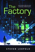 The Factory – Science Fiction Premade Book Cover For Sale @ Beetiful Book Covers