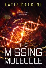 The Missing Molecule – Science-fiction Premade Book Cover For Sale @ Beetiful Book Covers