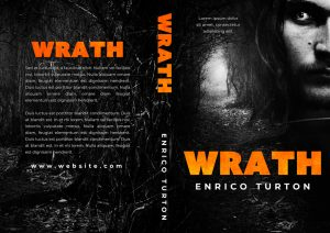 Wrath - Horror Premade / Predesigned Book Cover For Sale @ Beetiful Book Covers