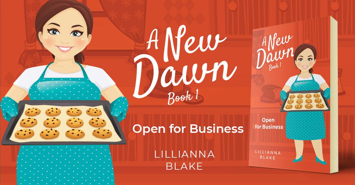 Showcase Spotlight: Open for Business by Lillianna Blake