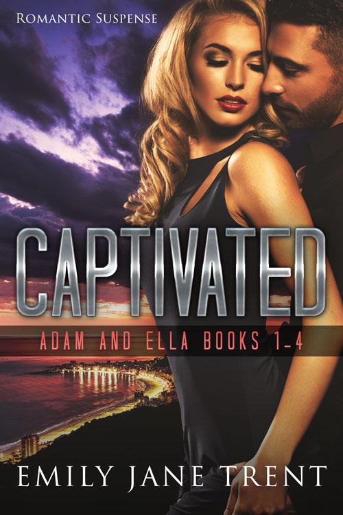 Captivated Boxset by Emily Jane Trent