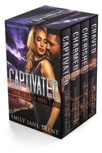 Captivated Boxset by Emily Jane Trent