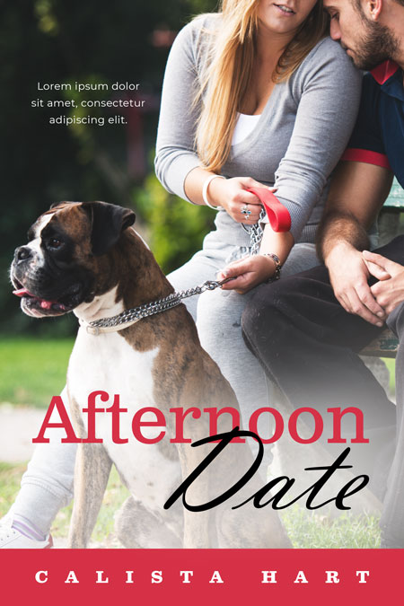 Afternoon Date - Pet Romance Premade Book Cover For Sale @ Beetiful Book Covers