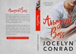 Arrogant Boss - Romance Premade Book Cover For Sale @ Beetiful Book Covers