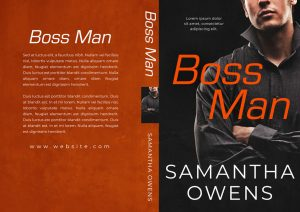 Boss Man - Romance Premade Book Cover For Sale @ Beetiful Book Covers