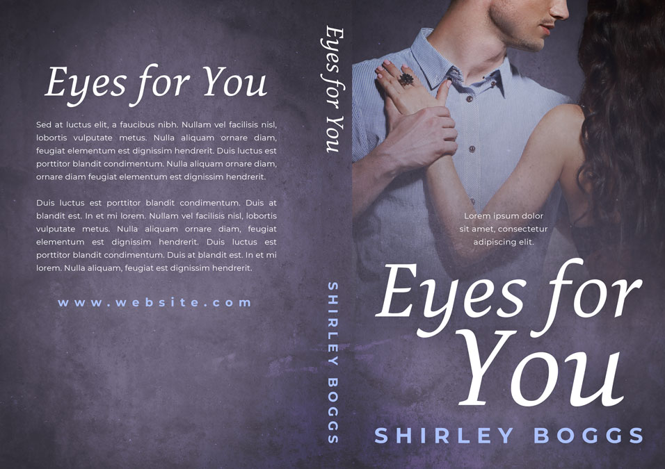 Eyes For You - Romance Premade Book Cover For Sale @ Beetiful Book Covers