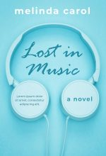 Lost In Music – Young Adult Fiction Premade / Predesigned Book Cover For Sale @ Beetiful Book Covers