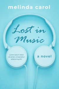 Lost In Music - Young Adult Fiction Premade / Predesigned Book Cover For Sale @ Beetiful Book Covers