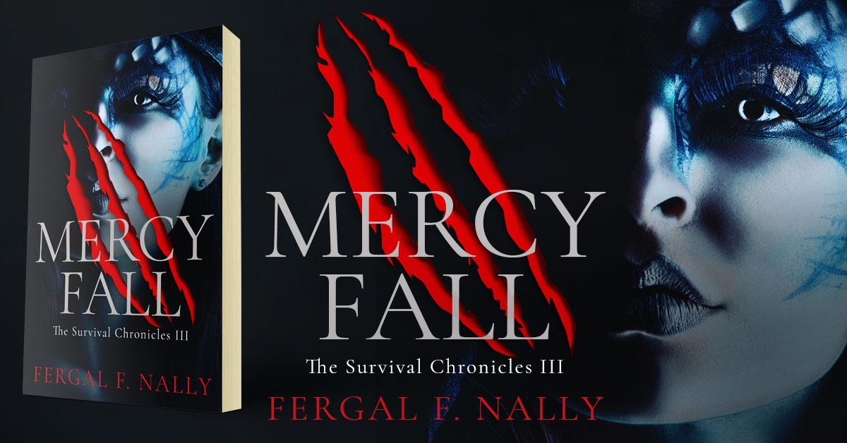 Showcase Spotlight: Mercy Fall by Fergal F. Nally