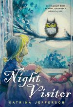 Night Visitor – Children's / Juvenile Fiction Premade / Predesigned Book Cover For Sale @ Beetiful Book Covers