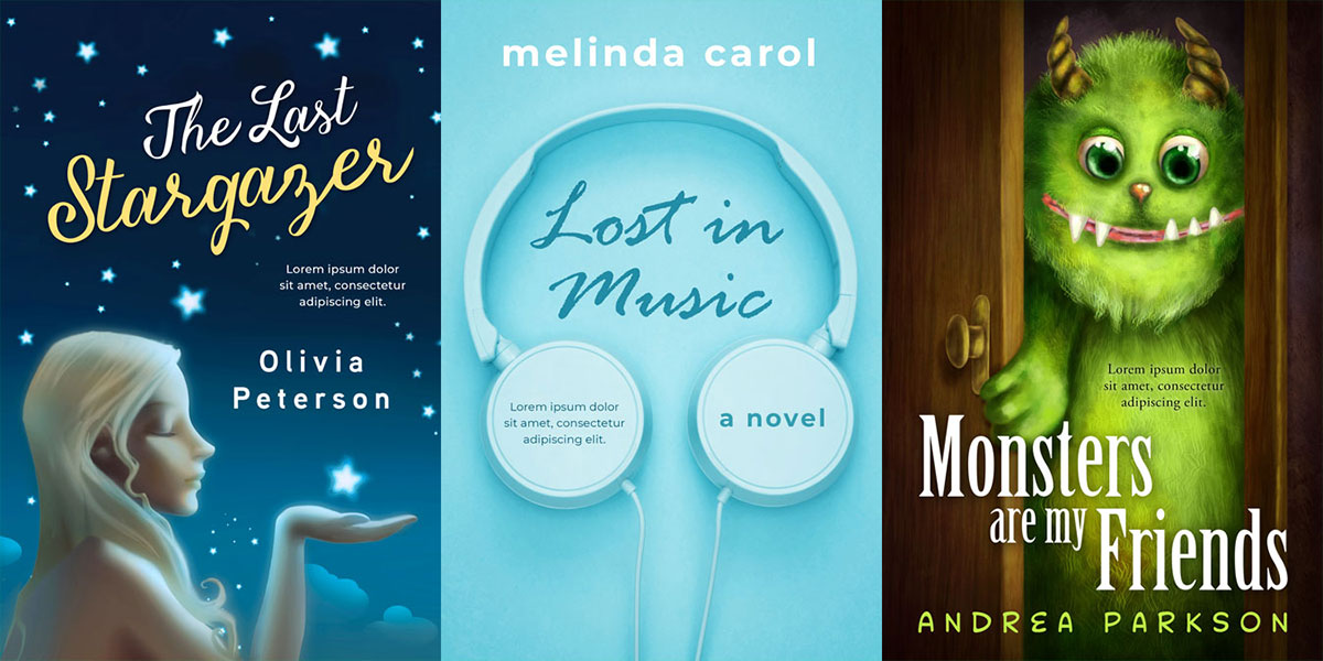 13 New Middle-Grade and Young Adult Book Covers