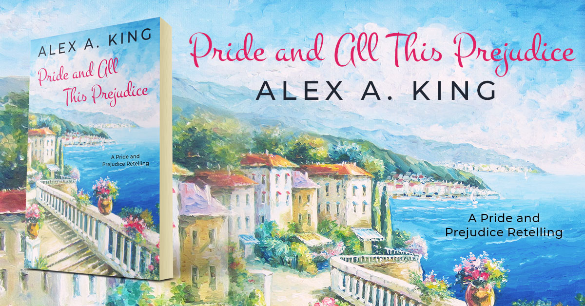 Showcase Spotlight: Pride and All This Prejudice by Alex A. King