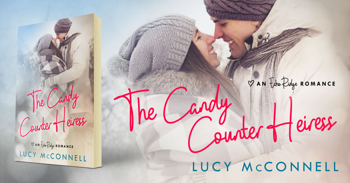 Showcase Spotlight: The Candy Counter Heiress by Lucy McConnell