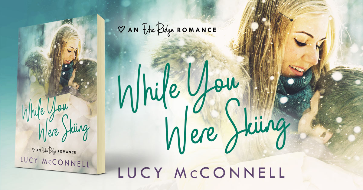 Showcase Spotlight: While You Were Skiing by Lucy McConnell
