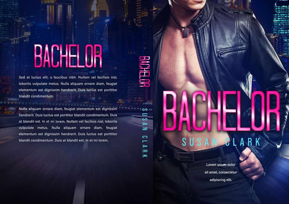 Bachelor - Romantic Suspense Premade Book Cover For Sale @ Beetiful Book Covers