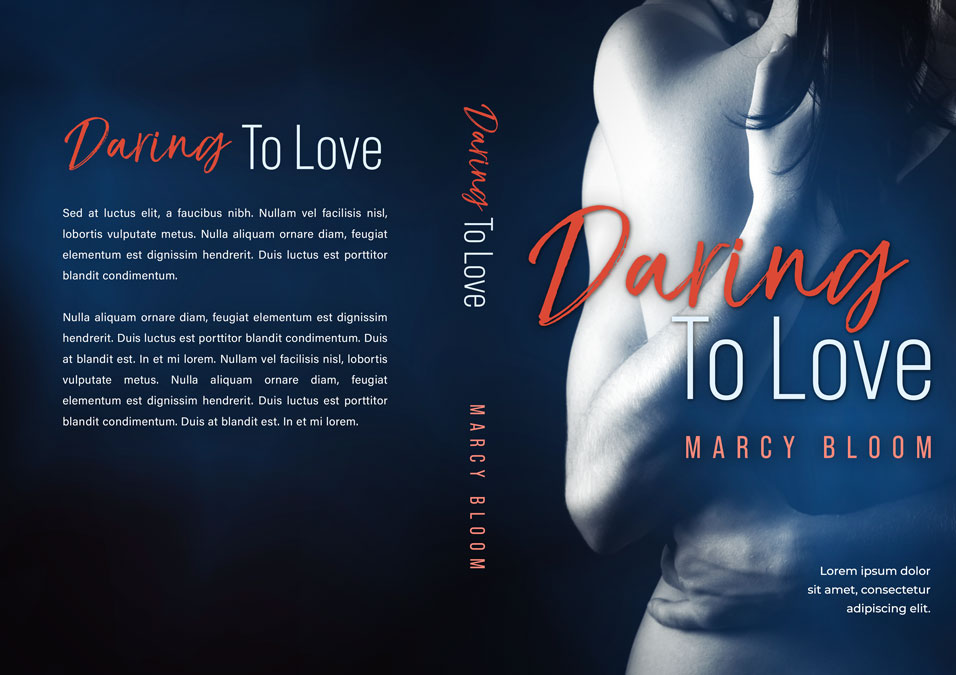 Daring To Love - Erotic Romance / Erotica Premade Book Cover For Sale @ Beetiful Book Covers