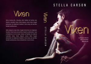 Vixen - Erotic Romance / Erotica Premade Book Cover For Sale @ Beetiful Book Covers