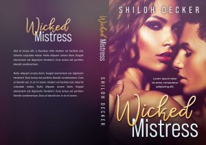 Wicked Mistress - Erotic Romance / Erotica Premade Book Cover For Sale @ Beetiful Book Covers