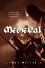 Medieval – Fantasy Book Cover For Sale