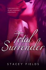 Total Surrender- Romance Book Cover For Sale