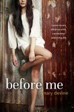 Before Me – Asian Women's Fiction Book Cover For Sale