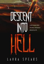Descent Into Hell – Typography Book Cover For Sale