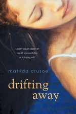 Drifting Away – Hispanic Women's Fiction Book Cover For Sale