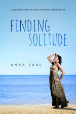Finding Solitude – African American Women's Fiction Book Cover For Sale