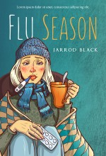 Flu Season – Flower Book Cover For Sale