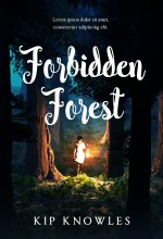 Forbidden Forest – Fantasy Book Cover For Sale