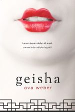 Geisha – Japanese Women's Fiction Book Cover For Sale