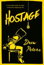 Hostage – Thriller Book Cover For Sale