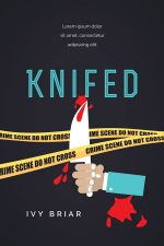Knifed – Cozy Mystery Book Cover For Sale