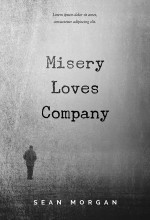 Misery Loves Company – Mystery Book Cover For Sale