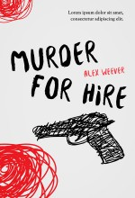 Murder For Hire – Action Book Cover For Sale