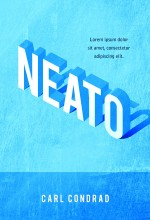 Neato – Typography Book Cover For Sale