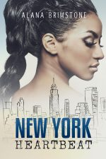 New York Heartbeat – Women's Fiction Book Cover For Sale