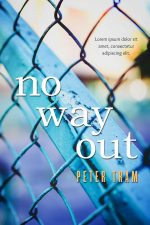 No Way Out – General Fiction Book Cover For Sale