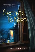 Secrets To Keep – Fantasy Book Cover For Sale