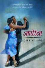 Smitten – Illustrated African American Romance Book Cover For Sale