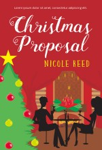 Christmas Proposal Premade Book Cover