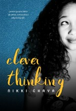 Clever Thinking Premade Book Cover
