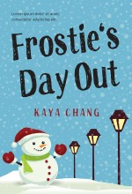 Frostie's Day Out Premade Book Cover