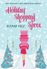 Holiday Shopping Spree Premade Book Cover