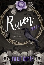 Raven Series book covers