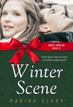 Sweet Winter Series – Christmas Romance Premade Book Cover